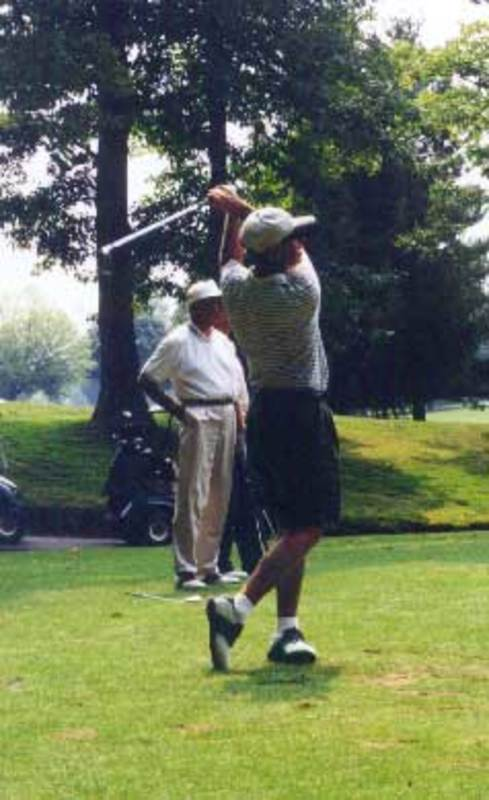 Ohio senior amateur golf